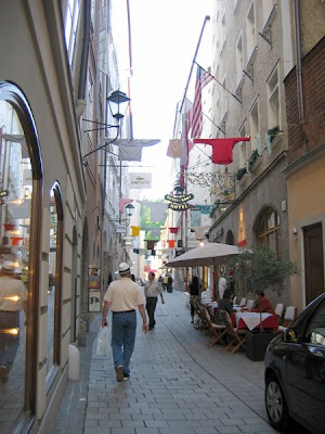 Napoli in Austria