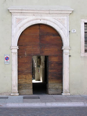 A Renaissance Doorway