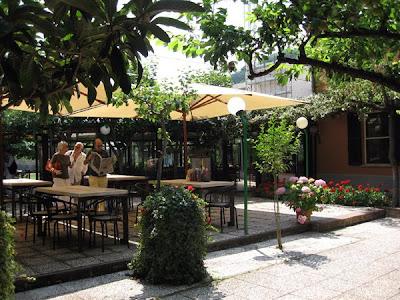 Garden of La Peechiarda