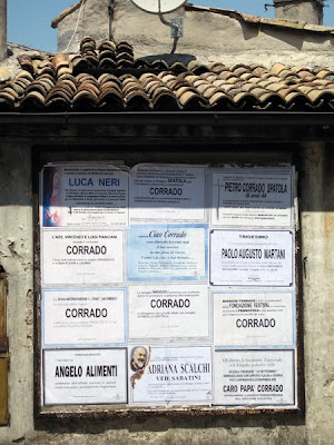 Death Notices - Spoleto