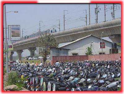 North Delhi Metro