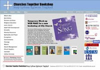 Screenshot: Churches Together Website Preview