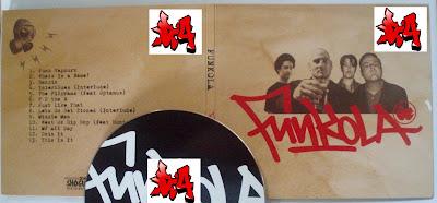 Cover: Funkola - Funkola Instrumentals