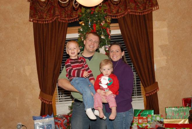 Family Pic December 2007