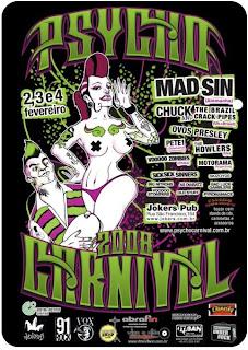 Psycho Carnival 2008