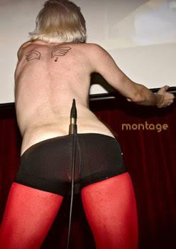 Daniel, vocalista do Montage