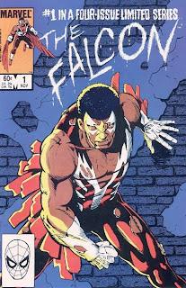 Resultado de imagen para falcon marvel solo series