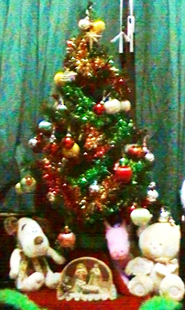 When Is Little Christmas.Stay At Home Blessings Our Little Christmas Tree