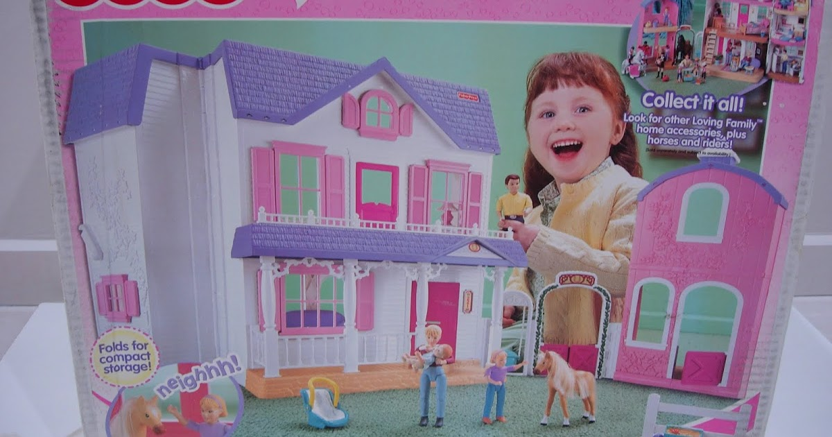 Eveything S On Sale Fisher Price Loving Family Home And