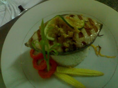 Tips recipes grilled blue marlin for Marlin fish recipes
