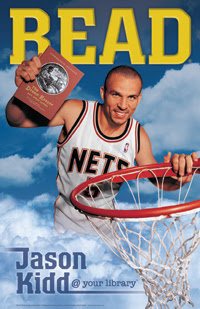 Jason Kidd wants you to READ!