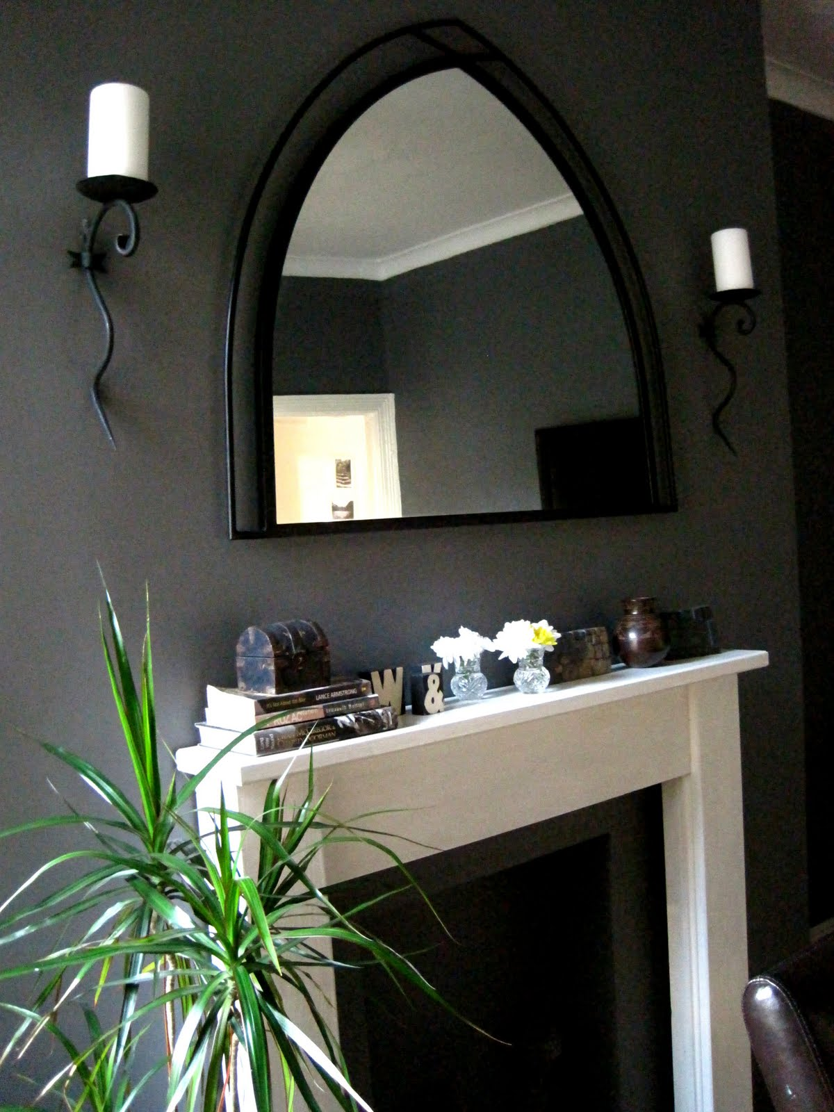 Dining Room Dark Romantic: Sideboard Lost & Found: Decisions, Decisions...