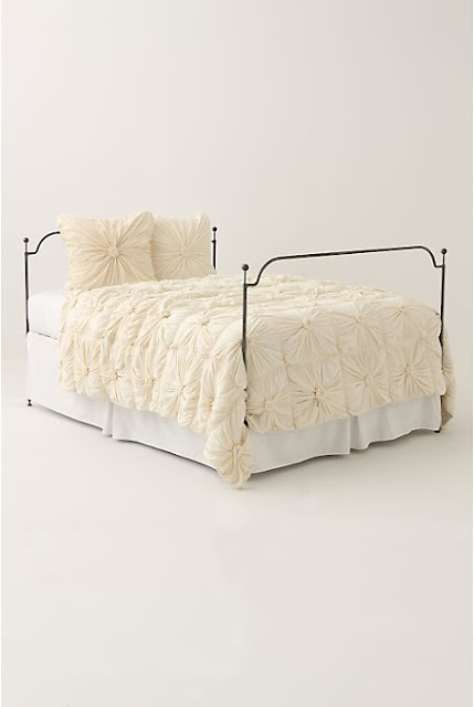 Talent Envy: Anthropologie Knockoff Bedding