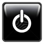 black power button vector 3 Cerita di Balik Simbol simbol Teknologi