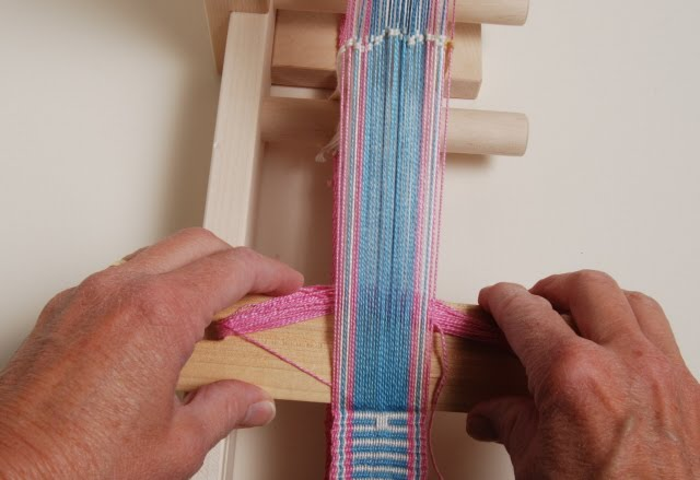 Pick-Up on the Schacht Inkle Loom – Schacht Spindle Company