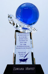 """International Poet of Merit Award 2007"""