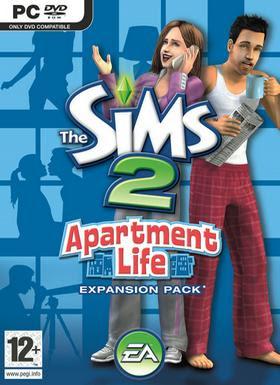 the sims 2 vida de apartamento pelo emule