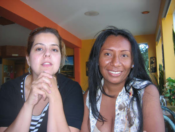 ESTERCILIA SIMANCA Y CATALINA MONTOYA (MONTREAL SEP. 2007)