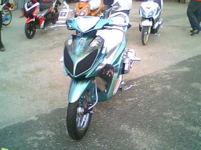 Gallery Foto Modifikasi Motor Yamaha Mx 2008