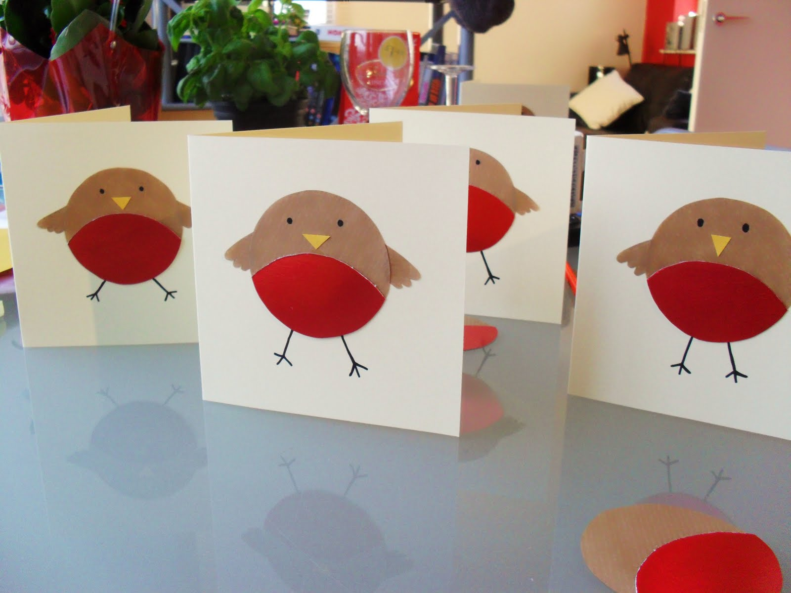 Ideas For Christmas Cards To Make.Christmas Card Make Decorating Ideas