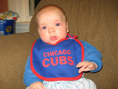Jonah's first cubs game