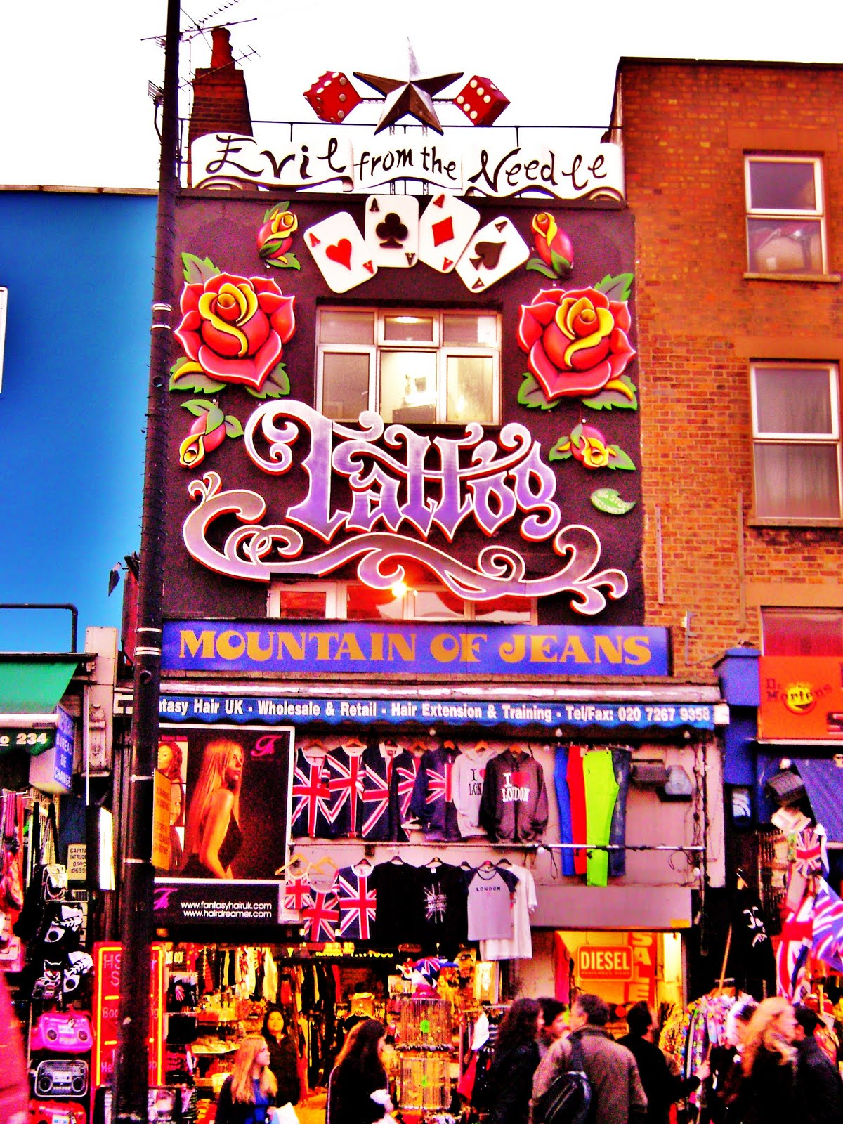 Camden Town: I Want Fashion... And Prozac!: Camden Town