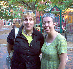 Ilene & Mary