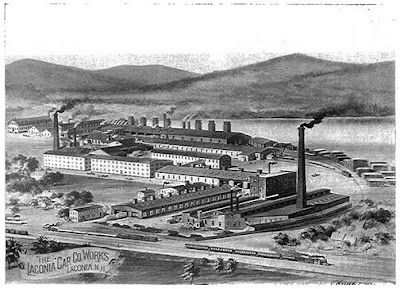Laconia Car Company factory