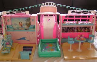 Items For Sale!: Barbie Cruise Ship $45