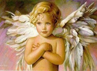 Querubins os anjos sagrados - espadadeogum