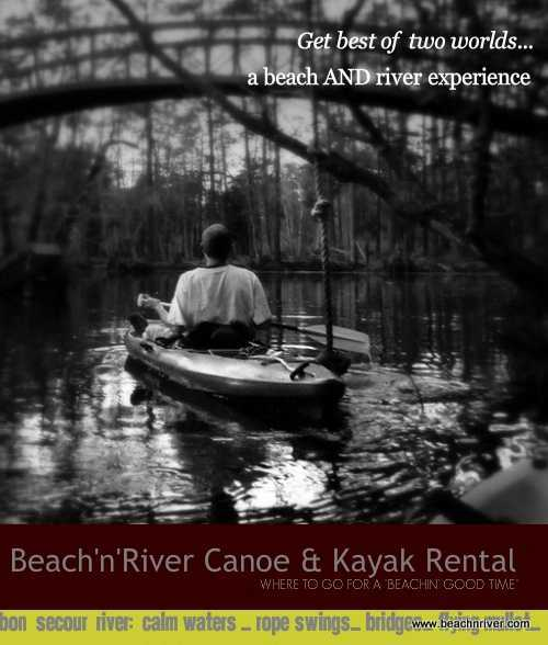 BeachnRiver's Excellent  Adventures---A Journal, Muse, Tips For Travelers To Alabama's Gulf Coast