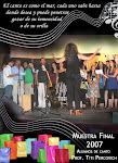 CARÁTULA DVD MUESTRA FIN DE AÑO
