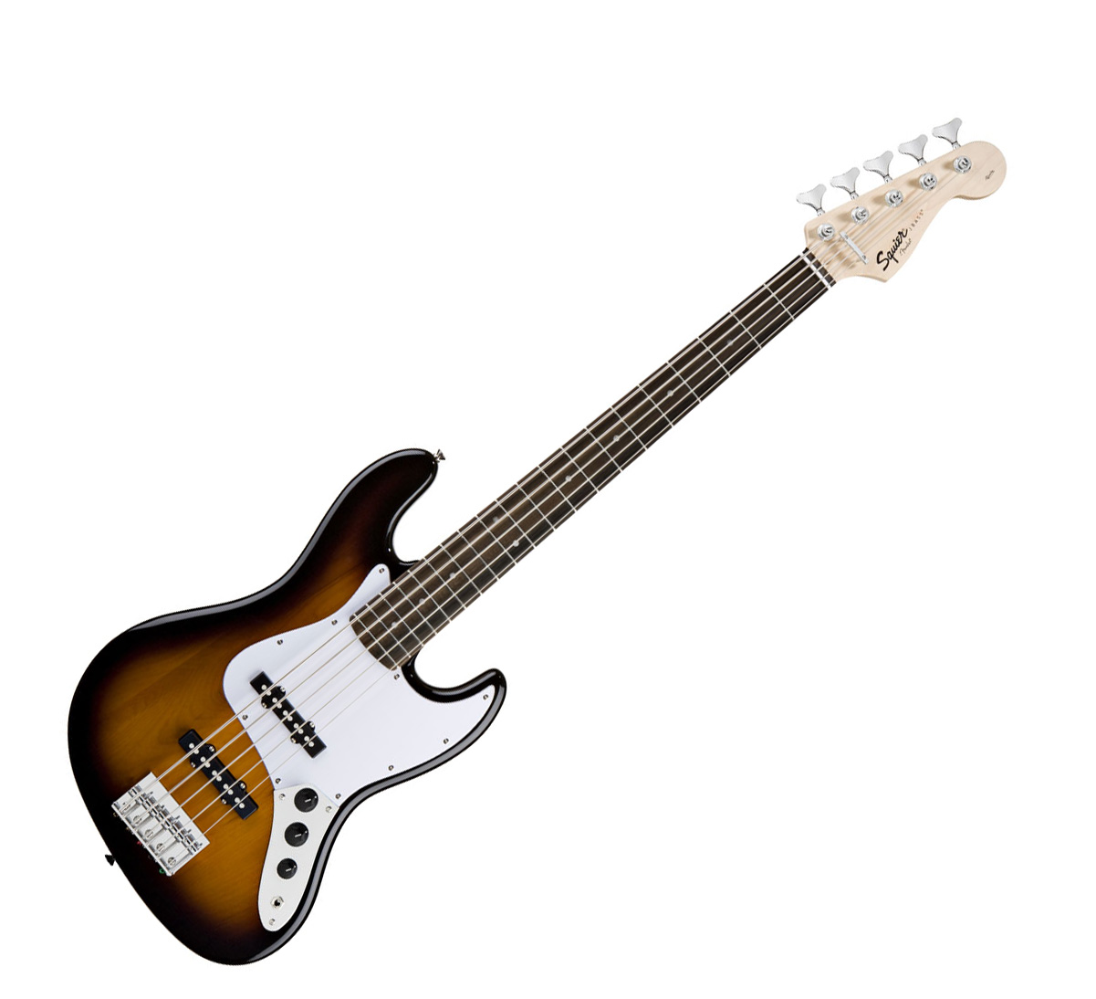 bass review for bassist squier jazz bass v 5 string bass. Black Bedroom Furniture Sets. Home Design Ideas