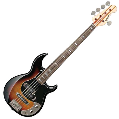 bass review for bassist yamaha bb2025x 5 string bass. Black Bedroom Furniture Sets. Home Design Ideas