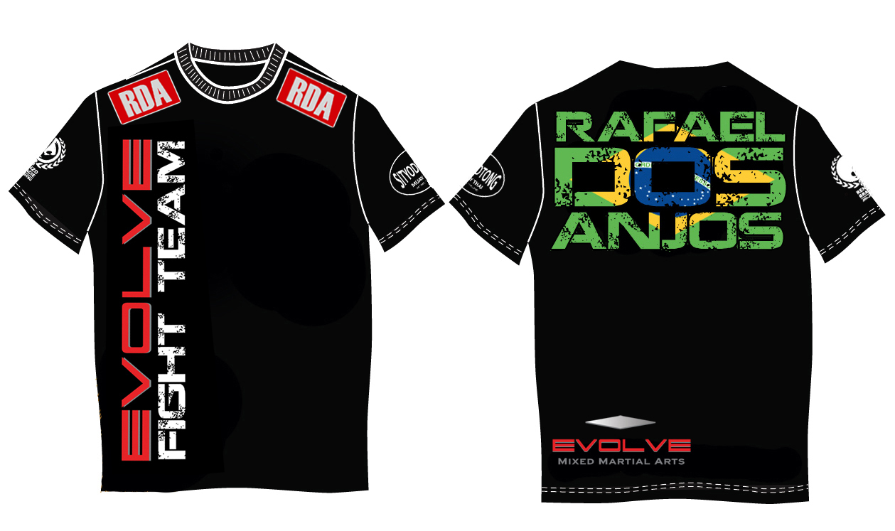 48b354937 All members of the Evolve Fight Team, one of Asia's top fighting teams,  will sport their own custom designed shirt. Come support your favorite  Evolve ...