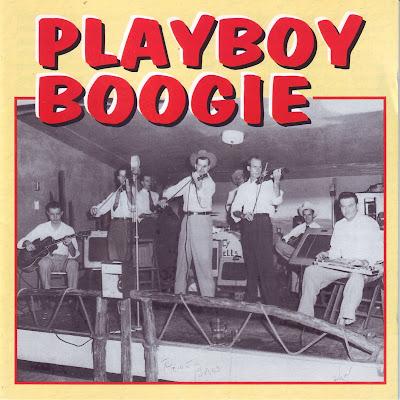 """The Rockin' Gipsy"": PLAYBOY BOOGIE"