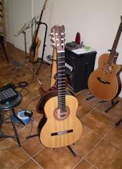 Guitarra clásica luthier Benito Casais Aquino: