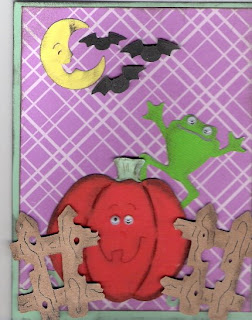 Pink Frog Crafts And Cards