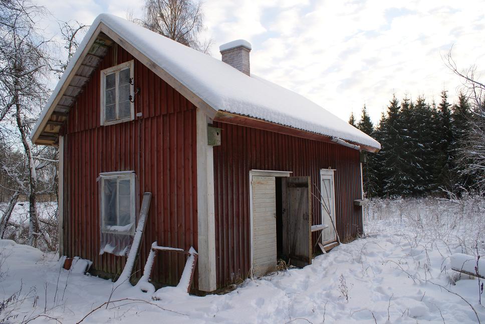 Man blir aldrig klar med ett gammalt hus