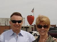 Mrs. Thompson and Dr. Gartner's wife Mary Paul