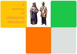 mga unang bugso ng panitikan ng pilipinas: isang alaala