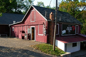 Historische Cider Mill in Dexter, Michigan © Cornelia Schaible