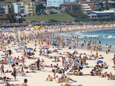 Bondi Beach - Clothing Optional!