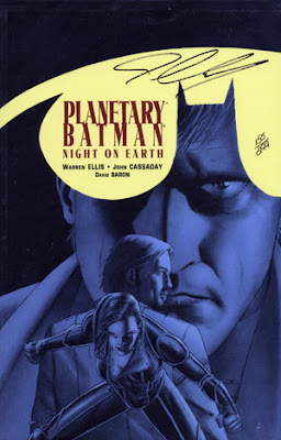 Batman/Planetary
