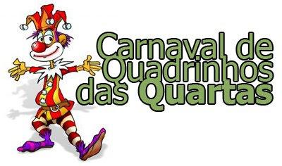 carnaval dos quadrinhos