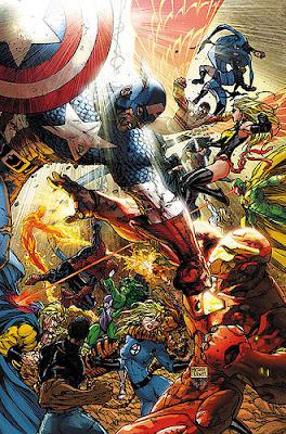 guerra civil marvel