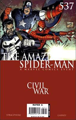 homem aranha 72 amazing spider man 537