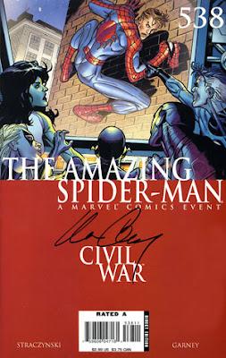 spider man 538