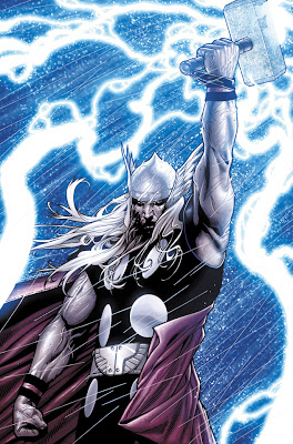 thor guerra civil marvel