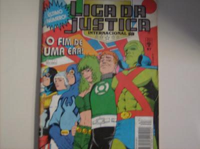 liga da justiça internacional